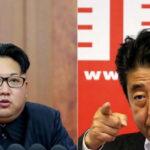 Japón pide a comunidad internacional presionar a Norcorea para forzar diálogo