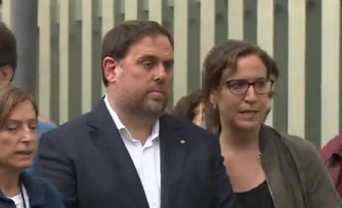 Supremo niega libertad bajo fianza para Junqueras