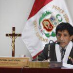 Juez Concepción Carhuancho dice haber recibido amenazas contra su vida