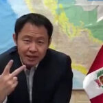 Kenji Fujimori: Procurador pide investigar a hijo de exdictador por cohecho activo