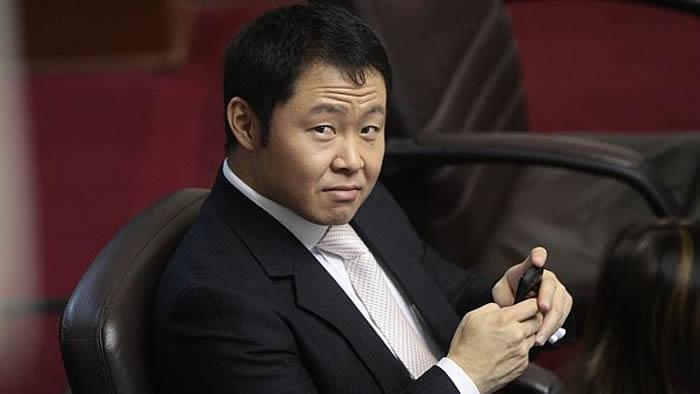 Kenji Fujimori confirma que congresista Pariona se unió a grupo