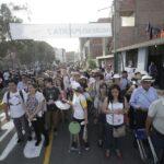 Papa Francisco: Mira cómo miles esperaron misa en Las Palmas (FOTOS)