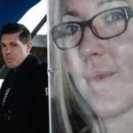 Estrangula a esposa y encabeza marcha antes de confesar crimen (VIDEO)