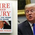 """Polémico libro """"Fuego y Furia"""" sobre Trump se convertirá en serie de TV (VIDEO)"""