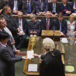 """R.Unido: La Cámara de los Comunes da luz verde a la ley del """"brexit"""""""