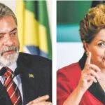 Dilma Rousseff anuncia que seguirán luchando por candidatura de Lula