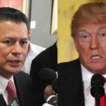 El Salvador envió nota de protesta por declaraciones ofensivas de Trump