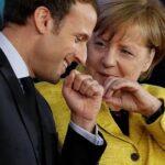 Merkel y socialdemócratas acuerdan trabajar con Francia por renovar la UE