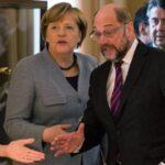 La CDU de Merkel y el SPD buscan superar sus diferencias en material fiscal