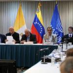 R.Dominicana: Gobierno y oposición de Venezuela vuelven a dialogar este lunes (VIDEO)