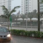 Florida: Ola de frío polar retrocede pero empiezan lluvias y tormentas