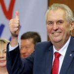 Euroescéptico Milos Zeman gana comicios presidenciales checos