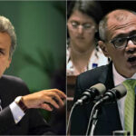 Ecuador: Moreno confirma cese de vicepresidente Glas condenado por caso Odebrecht