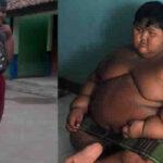 Indonesia: Niño más obseso del mundo baja 70 kilos y ahora juega fútbol