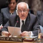 Palestina demanda en la ONU medidas colectivas que apoyen una paz duradera