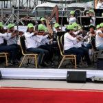 Chile: Papa Francisco deslumbrado por canto de villancico de niña de 10 años (VIDEOS)
