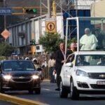 """Papa: Viaje a Perú deja """"huella imborrable en mi corazón"""" (FOTOS)"""