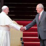 Papa Francisco en Palacio: Perú es tierra de esperanza (VIVO)