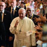 Papa Francisco en Lima tras cumplir actividades en Trujillo
