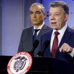 Santos ordena regreso de negociadores de Quito tras nuevos ataques del ELN