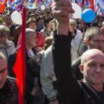 Oposición rusa convoca manifestación para apoyar huelga de votantes