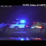 """EEUU: Grabación muestra a policías baleando a joven """"para que se detenga"""" (VIDEO)"""