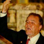 Augusto Polo Campos: Restos se velan en el Gran Teatro Nacional