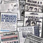 Uchuraccay: ANP inauguró exposición de portadas de la tragedia
