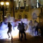 Griegos se movilizan contra último gran paquete de reformas del rescate