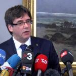 Puigdemont alega ante Supremo no necesitar autorización para ser investido