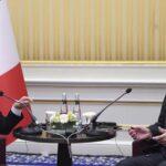 """Amnistía Internacional pide a Macron """"más firmeza"""" en su reunión con Erdogan"""
