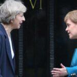 """Sturgeon: Los planes de May para el """"brexit"""" son un """"completo caos"""""""