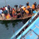Al menos 40 muertos al caer un autobús a un río en el este de la India