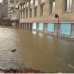 Francia: Evacuan a más de mil 500 personas por crecida del río Sena (VIDEO)