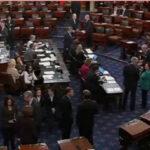 EEUU: Tras acuerdo bipartidista Senado aprueba refinanciar gobierno federal