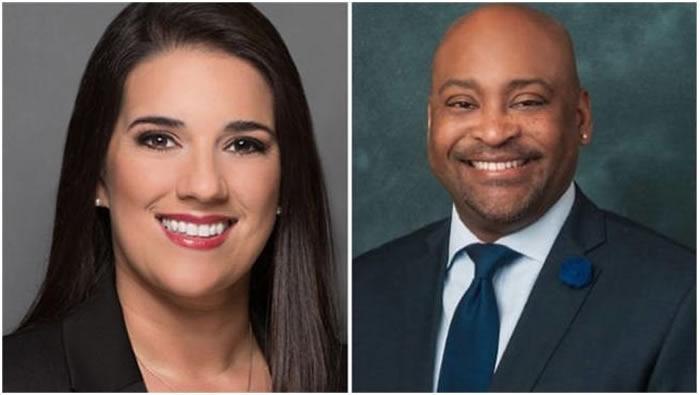 Dos senadores de Florida admiten romance y piden disculpas públicamente