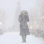 Rusia: Frío extremo en Siberia con temperatura de 65 grados bajo cero  (VIDEO)