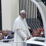 Nunciatura: Papa Francisco despidió a los jóvenes y les pidió descansar (VIDEO)