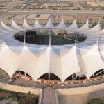 Las mujeres saudíes entran por primera vez a estadios para ver partidos de fútbol