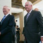 Tillerson y Mattis irán a cumbre de Corea del Norte en Canadá el 15 de enero