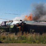 Aumentan a 18 los muertos y 250 los heridos por accidente de tren Sudáfrica