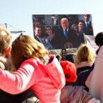 """Trump apoyó mitin de opositores al aborto y prometió defender """"derecho a la vida"""" (VIDEO)"""