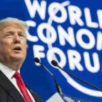 """Davos: Trump afirma que """"no tolerará más"""" se incumplan reglas comerciales (VIDEO)"""