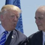 """Trump contradice a su jefe de gabinete John Kelly: """" Sí necesitamos el muro"""""""