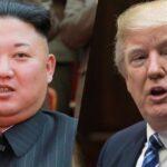 """Trump dipuesto a hablar con Corea del Norte """"en el momento apropiado"""""""