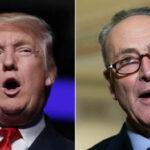 Trump: Hubo avances con demócratas para evitar cierre parcial del Gobierno