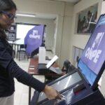 ONPE: Vuelve voto electrónico para elecciones regionales y municipales