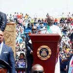 Liberia: Ex futbolista Balón de Oro George Weah juró como presidente (VIDEO)