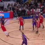YouTube: Mira la primera canasta de cuatro puntos en la historia de la NBA