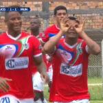 Reimond Manco celebra su gol y lo dedica a Daniel Peredo (YouTube)